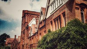 Girton college, Cambridge