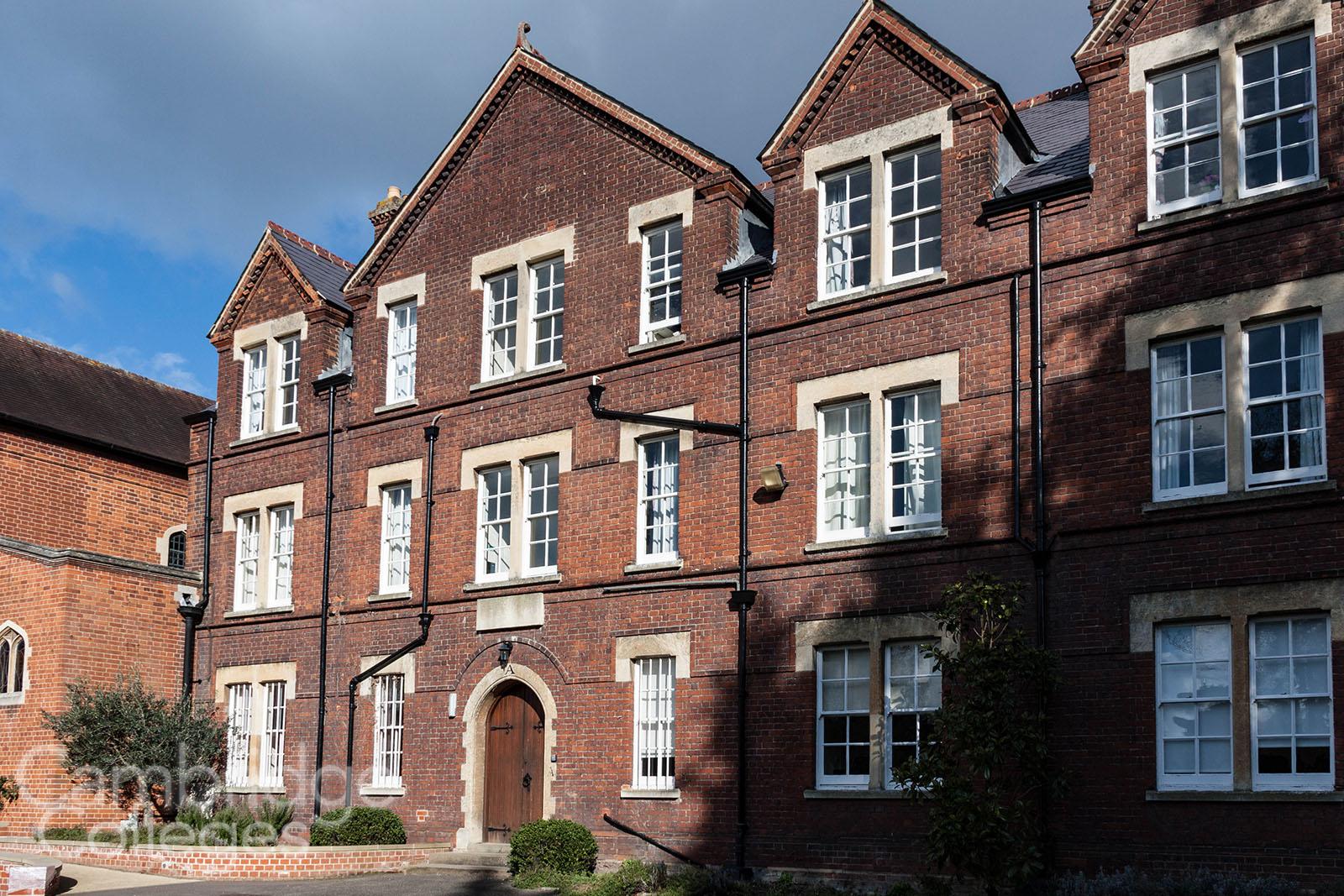 The Norfolk building of St Edmund's
