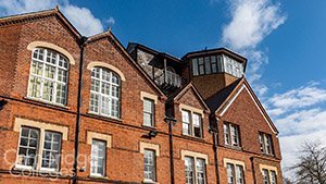 St Edmund's college Norfolk building