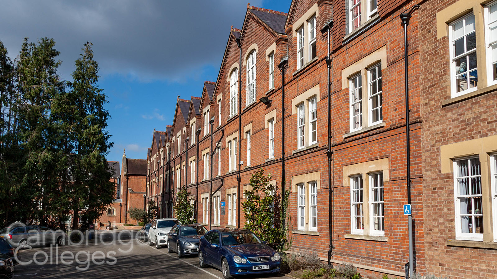 The Norfolk Building, St Edmund's college, Cambridge